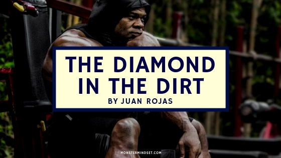 the diamond in the dirt, Kai Greene, Juan Rojas. Kai Greene story, Kai Greene Bodybuilding, Kai Greene story