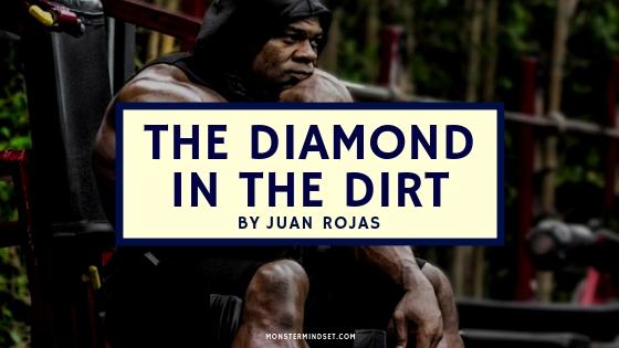The Diamond in the Dirt | Kai Greene
